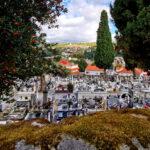Cemitérios não encerram